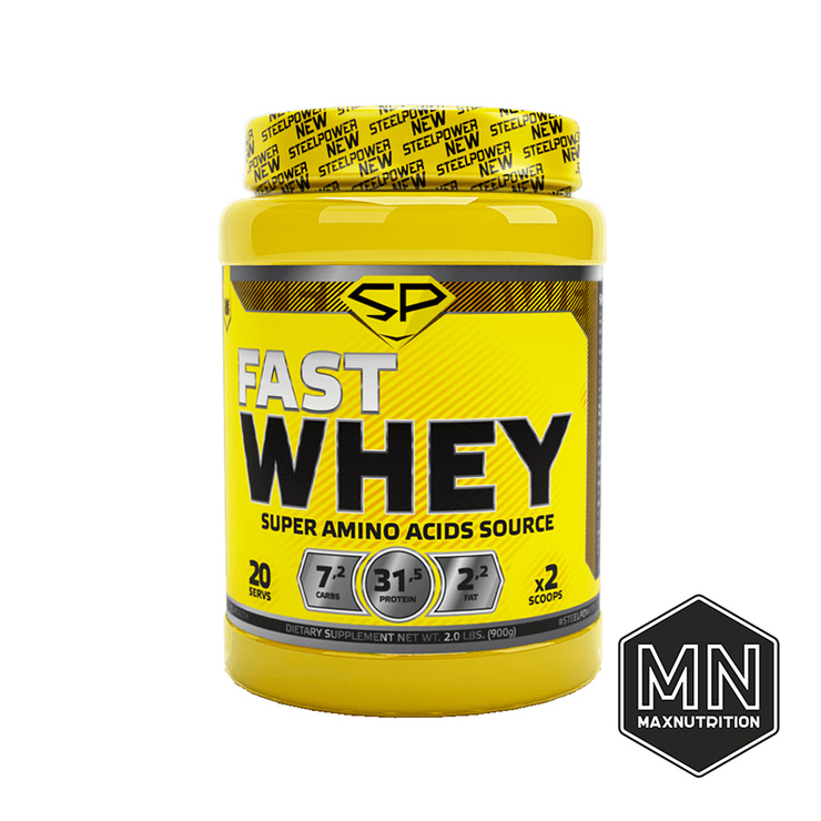 Steel Power - Fast Whey