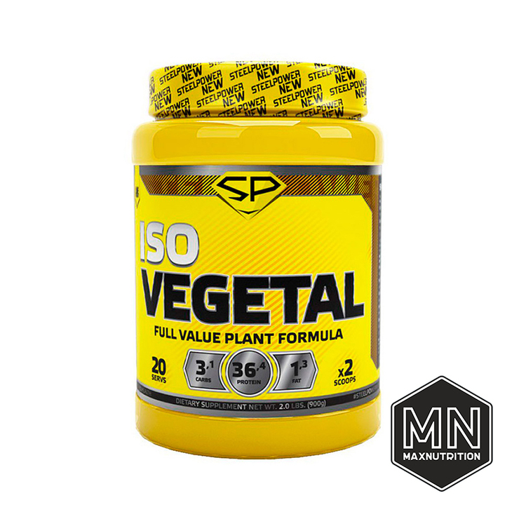 Steel Power - Iso Vegetal