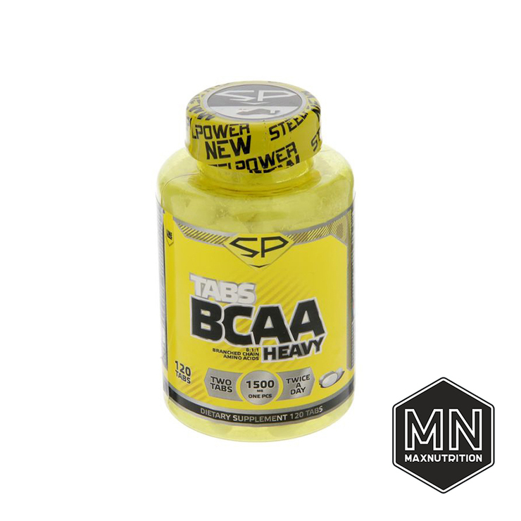 Steel Power - BCAA Heavy