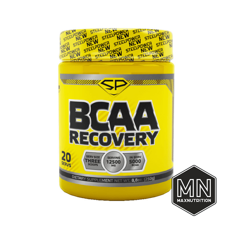 Steel Power - BCAA Recovery