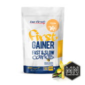 Be First - First Gainer Fast & Slow Carbs