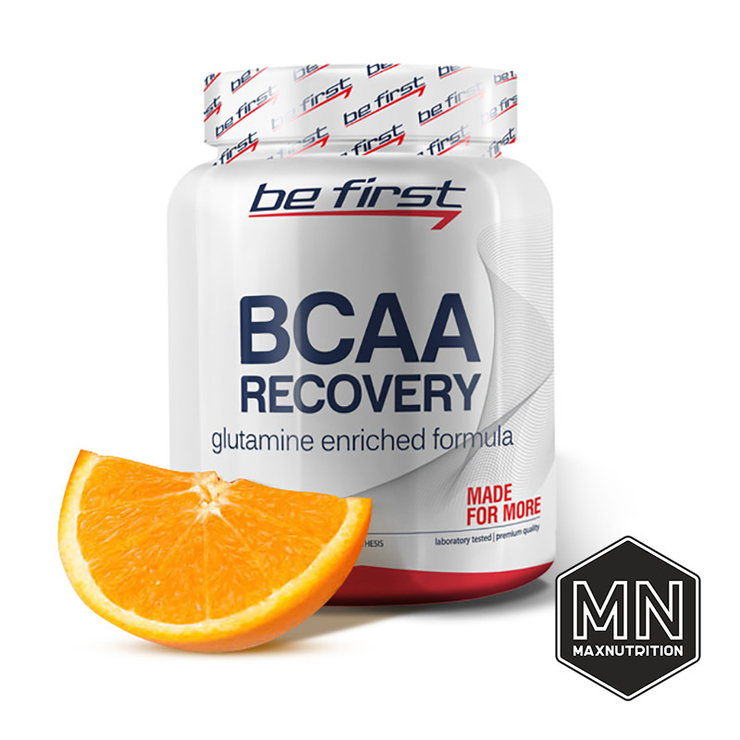 Be First - BCAA Recovery