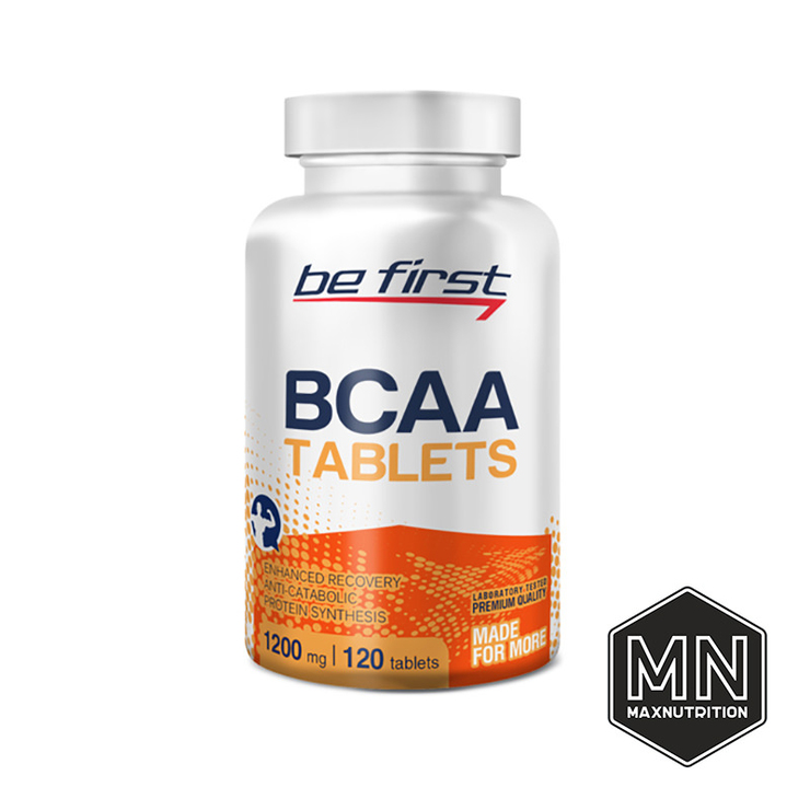 Be First - BCAA Tablets