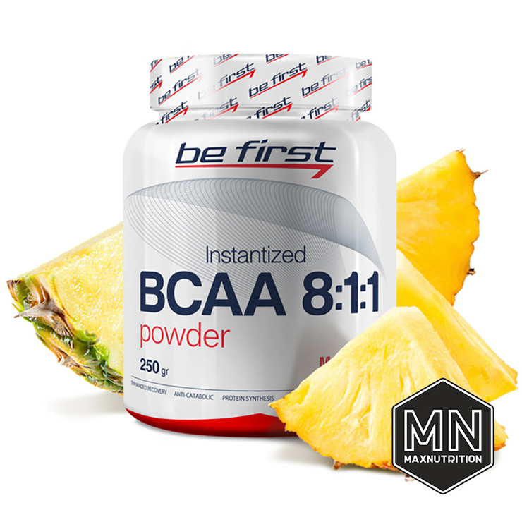 Be First - BCAA 8:1:1 Instantized powder