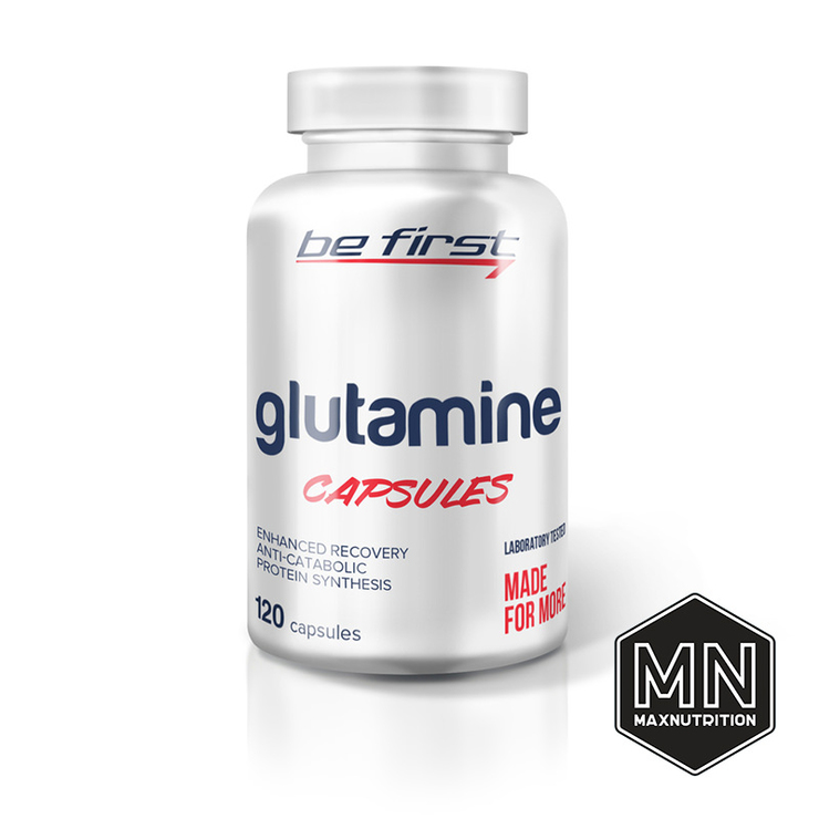 Be First - Glutamine Capsules
