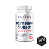Be First - Agmatine Sulfate Capsules