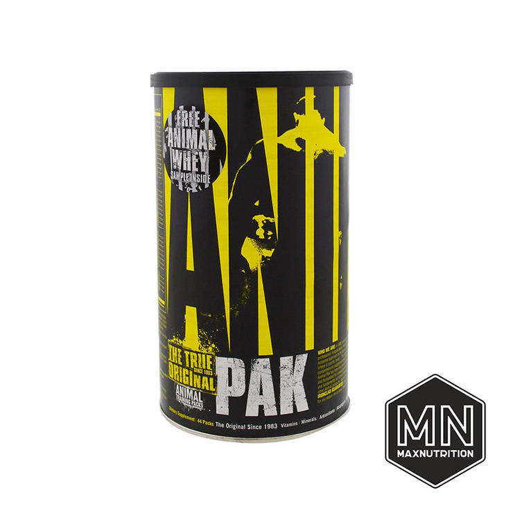 Universal Nutrition - Animal Pak, 44 пакетика